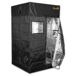 Gorilla-Grow-Tent-4x4--Complete-Heavy-Duty-1680D-Reflective-Hydroponic-Grow-Tent