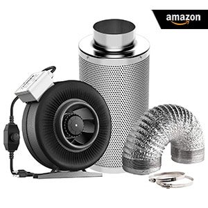VIVOSUN-6-Inch-440-CFM-Carbon-Filter-Kit