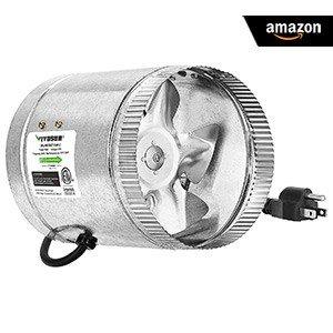 VIVOSUN 6 inch Inline Duct Fan 240 CFM